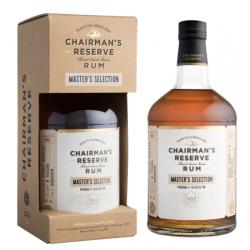 Chairman's Reserve Rhum Vieux Sélection Bar 1802 59,6° Sainte Lucie