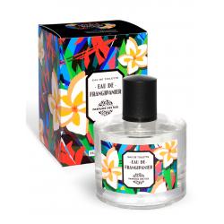 Parfums des Iles Eau de Toilette Eau de Frangipanier 100ml