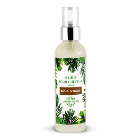 Parfums des Iles Soin Cheveux Huile Aloe Vera 100ml