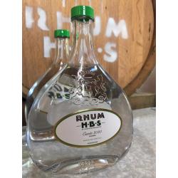 HBS Rhum Blanc Cuvée 2020 55° 70 cl Martinique