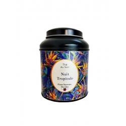 Fines Saveurs Des Iles Thé Nuit Tropicale 100 g