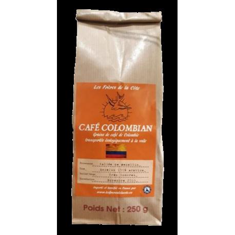 Frères de la Côte Café Colombian moulu 250g