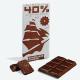 Tres Hombres Chocolat au Lait et Sel Marin Bio 40% tablette 90g