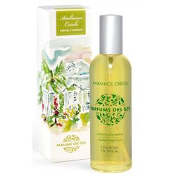 Parfums des Iles Parfum d'Intérieur Ambiance Créole Cocktail Tropical 100ml