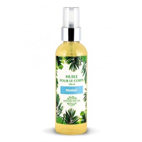 Parfums des Iles Soin Corps Huile Monoï Beach Sun Collection 100ml