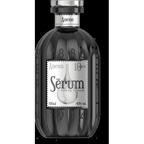 Serum Rhum Vieux Ancon 10 ans 40° 70 cl Panama
