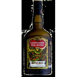 Compagnie des Indes Rhum Epicé Spiced Blended 40° République Dominicaine et Venezuela
