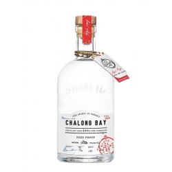 Chalong Bay Rhum Blanc High Proof 57° Thaïlande