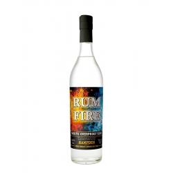 Rum Fire Rhum Blanc 63° 70 cl Jamaïque