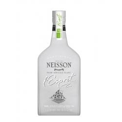 Neisson Rhum Blanc L'Esprit Bio étui 70° Martinique