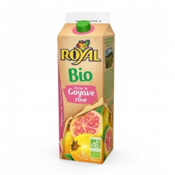 Royal Nectar de Goyave Rose bio 1L