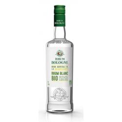 Bologne Rhum Blanc Bio 45° Guadeloupe