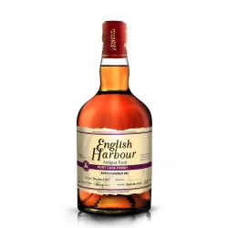 English Harbour Rhum Vieux 5 ans Limited Edition Port Cask Finish Batch 002 46° Antigue