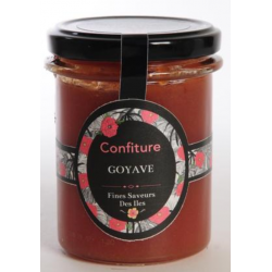 Fines Saveurs Des Iles Confiture Goyave 250 g