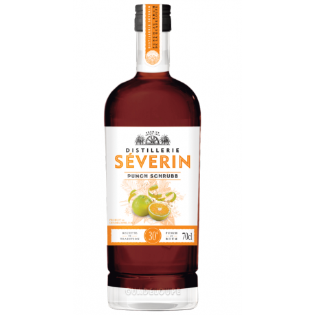Severin Punch Shrubb 30° 70 cl Guadeloupe