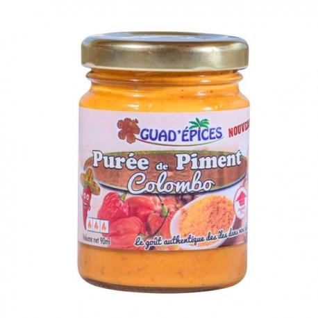 Guadépices Purée de Piment Colombo 90g