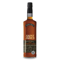 Saint James Rhum Vieux 1999 Single Cask 42,9° 70 cl Martinique