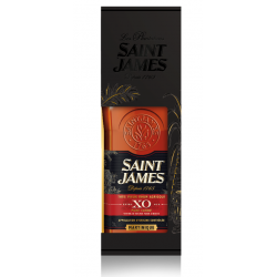 Saint James Rhum Vieux XO 43° Martinique