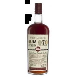 Rum 970 Rhum Vieux Single Cask 52° 70 cl Madère (Portugal)