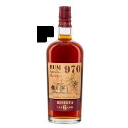 Rum 970 Rhum Vieux 6 ans 40° Madère (Portugal)