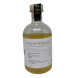 Bar 1802 Cocktail prêt-à-boire Rum & Williamine  17,5° 25cl