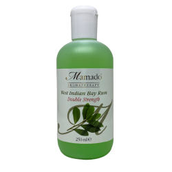 Mamado Aromatherapy West Indian Bay Rum lotion 250 ml Jamaïque