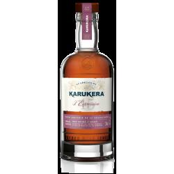 Karukera Rhum ambré L'Expression étui 45° Guadeloupe