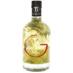 Ti Arrangés de Ced Point G Citron Gingembre 2020 32° 70 cl