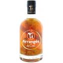 Ti Arrangés de Ced Ananas Caramel Beurre Salé Fûts de Whisky 32° 70 cl