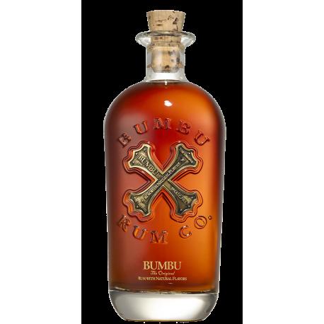Bumbu boisson spiritueuse à base de rhum 40° 35cl Barbade