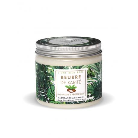 Parfums des Iles Soin Corps Beurre de Karité 175 g
