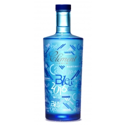 Clèment Rhum Blanc canne bleue 2016 50° 70 cl Martinique
