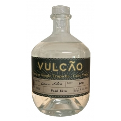 Vulcao Rhum Blanc Trapiche Edison Silva 46,6° Cap-Vert