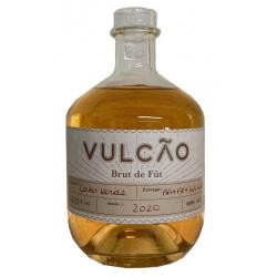 Vulcao Rhum Ambré Brut de Fût 62,9° 50 cl Cap-Vert