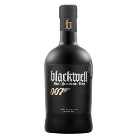 Blackwell Rhum Vieux 007 James Bond 40°  Jamaïque