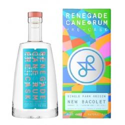 Renegade Rhum Blanc Pre - Cask New Bacolet étui 50° Grenade