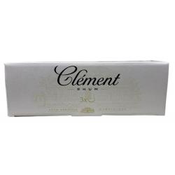 Clément Verres pour Rhum Vieux arôme 20cl boite de 3