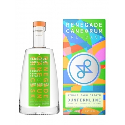 Renegade Rhum Blanc Pre-Cask Dunfermline Pot étui 50° Grenade