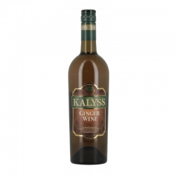 Calypso ginger wine 13,5° 75 cl Martinique