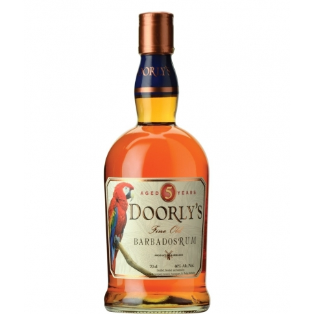 Doorly s Rhum Vieux 5 ans fine old 40° 70 cl Barbade