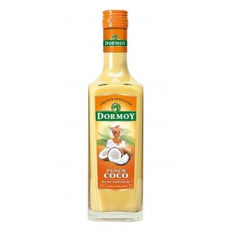 Dormoy Punch coco 18° 70 cl Martinique