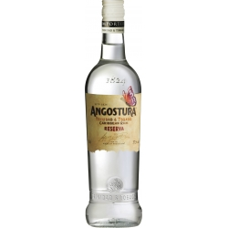 Angostura Rhum Blanc butterfly white réserve 37,5° 70 cl Trinidad