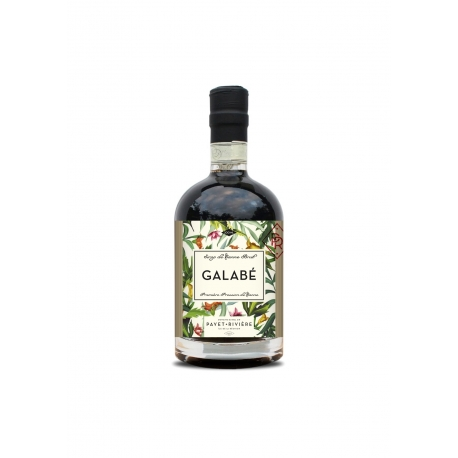 Galabe sirop sucre canne bouteille 350ml