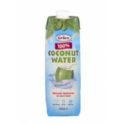 Grace coconut water eau de coco 1L