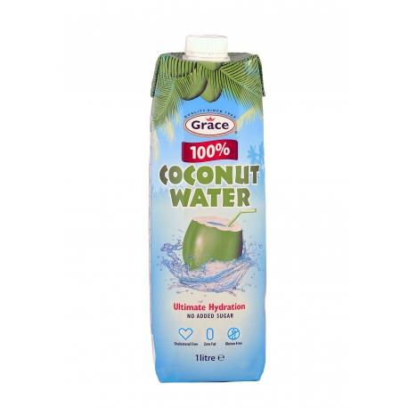 Grace coconut water eau de coco 1L