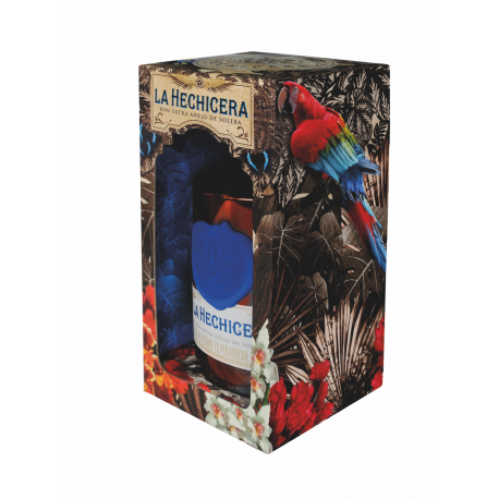 Hechicera Rhum Vieux 40° 70 cl Colombie