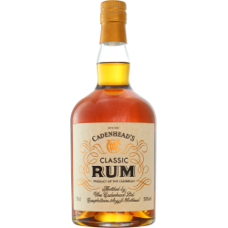 Cadenhead Rhum Vieux classic 8 ans 50° 70 cl Caraïbes