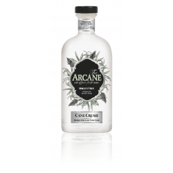 Arcane Rhum Blanc cane crush double distillation 43,8° 70 cl Île Maurice