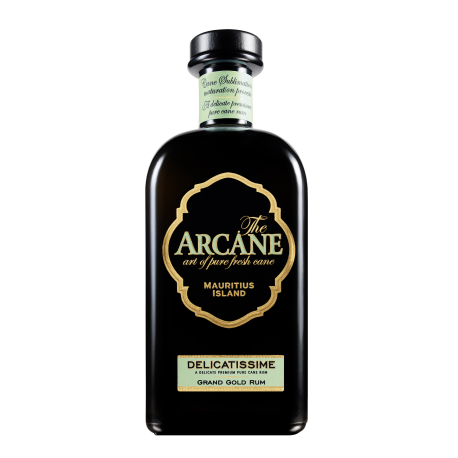 Arcane Rhum Vieux delicatissime 41° 70 cl Île Maurice