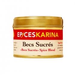 Épices Karina Becs Sucrés pot 50 g